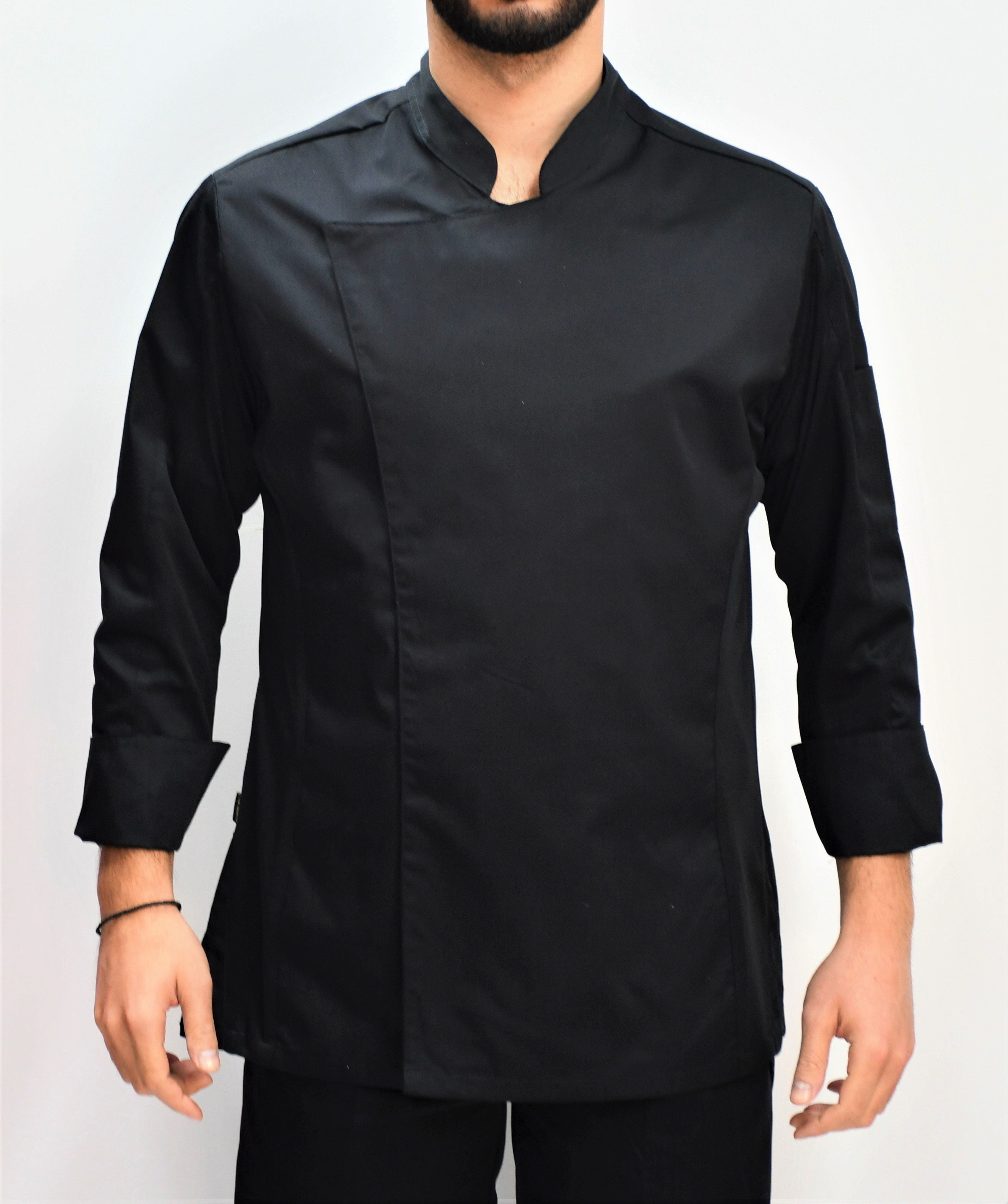 ΜΠΛΟΥΖΑ CHEF DRY FIT BLACK